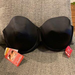 Convertible strapless bra 42DD